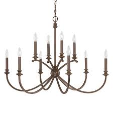 10 light chandelier enlarge alexander