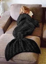 Mermaid Blanket Knitting Pattern Extraordinary ZMPRIDE Mermaid Blanket Knitting Pattern Blanket Mermaid Tail