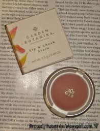 garden botanika. Review: Garden Botanika Lip \u0026 Cheek Stain In Cherry U