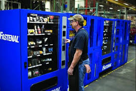 Vending Machine Equipment Mesmerizing Gas Oil Mining Contractor Industrial Vending Machines Save Money