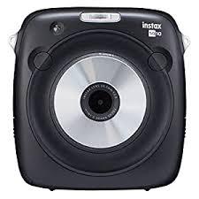 Buy <b>Fujifilm Instax Square</b> SQ10 Hybrid Instant Camera (<b>Black</b> ...