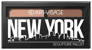 <b>ART</b>-<b>VISAGE Набор для скульптурирования</b> New York — купить ...