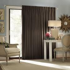 Image of: Best Sliding Patio Door Curtains