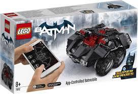 <b>LEGO Super Heroes</b> DC 76112 Бэтмобиль с дистанционным ...