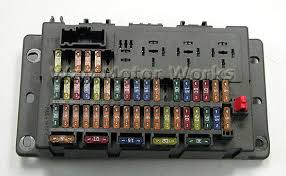 how a fuse box works facbooik com How A Fuse Box Works used r50,r53,fuse box way motor works details how a fuse box works