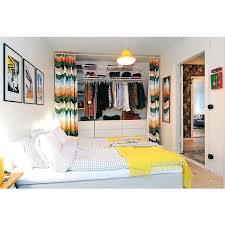 no closet in bedroom no closet no worries a liked on small bedroom closet size