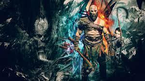 kratos god of war 4 god of war #games ...