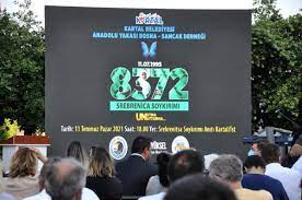 Srebrenitsa Katliamı'nın kurbanları Kartal'da anıldı - Haberler