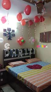 simple room decoration for surprise