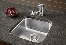 undermount bar sink. Blanco Stellar Single Bowl Undermount Bar Sink U