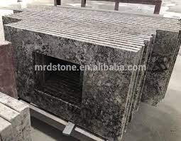 top quality nature stone elegant snowflake alaska white granite kitchen countertop