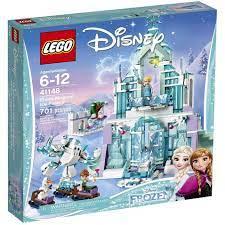 Đồ chơi LEGO DISNEY PRINCESS - Lâu Đài Băng Phép Thuật Của Elsa - Mã SP  41148