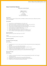 Driver Resume Objective Best of Truck Driver Resume Objectives Truck Driver Resume Sample Truck