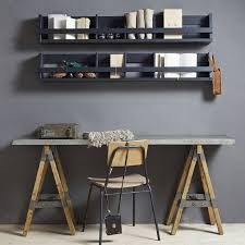 home office wall shelving. best 25 industrial home offices ideas on pinterest office lamps rustic and wall shelving d