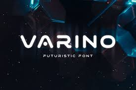 It uses a single stripe through each letter to create the faux '20s aesthetic. 25 Futuristic Fonts Ttf And Otf Download Graphic Cloud