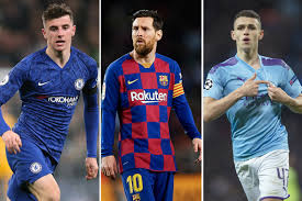 Phil foden vs mason mount: Lionel Messi Claims Chelsea Star Mason Mount Has Potential To Be One Of Best As He Names 15 Youngsters To Watch