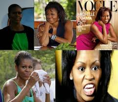 Is michelle obama a lesbian