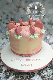 Cakes By Naomi A Champagne And Strawberry White Facebook