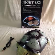 turtle lamp night sky constellation lampu kura kura babies kids on carou