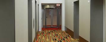 High Security Revolving Door - Tourlock 180+90 | Boon Edam US