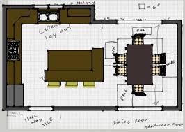 Kitchen Layout With Island Designing A Kitchen Island Layout Best Kitchen Island 2017