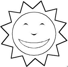 Small Picture Coloring Page Sun coloring pages 5