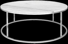 large round marble top coffee table