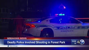 forest park news com fatal police involved shooting reported in forest park