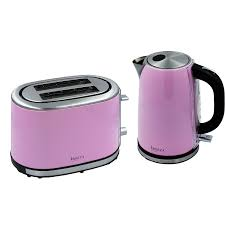 Retro Toasters rozza new retro stylish pink stainless steel 2 slice toaster by 2652 by xevi.us