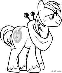 My Little Pony Coloring Pages Print And Colorcom
