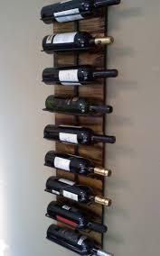 Hanging Wine Rack | Wall Mounted Wine | Wine Hanger Rack