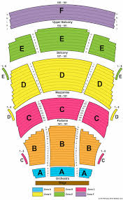 Rollins Center Seating Chart Long Center For The Performing Arts Dell Hall Seating Chart