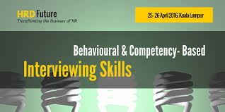 Behavioural Based Interviewing Behavioural Competency Based Interviewing Skills Hr In