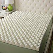 Egg crate foam mattress pad Egg Shaped Eva Medical Eggcrate Foam Mattress Pad Thickness Inches hospital Twin Bed 33u2033 Bingowings Eva Medical Eggcrate Foam Mattress Pad Thickness Inches
