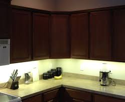 Image Of: Simple Kitchen Cabinet Lighting