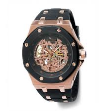 sports watches watches trends lucien piccard rose gold mechanical watch