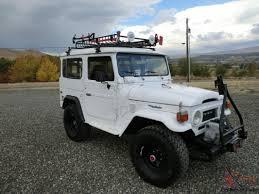 Toyota Land Cruiser FJ40 NO RESERVE Expedition Overland Vehicle FJ 40