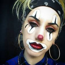 chola clown makeup for 4