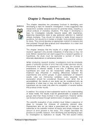 c research methods and writing research proposals pathways to higher education 8 18 c3 1 research methods and writing