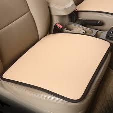 Cover <b>KKYSYELVA</b> Leather Universal <b>Car</b> Cushion Cover Mat <b>For</b> ...