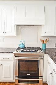 range hood cover. Rather Than Wasting The Space, Learn How We Used Existing Ducting And Cabinet Above Our Stove To Create A Custom DIY Storage Range Hood Cover. Cover I