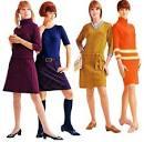 горошек в одежде для полных женщин