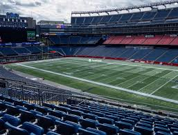 Gillette Stadium Section 205 Seat Views Seatgeek