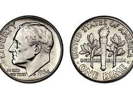 Roosevelt Dime Value Chart Mercury Dime Value Chart New 1917 Mercury Silver Dimes Coin