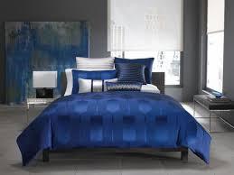 hotel collection links cobalt cal king bedskirt soc 923