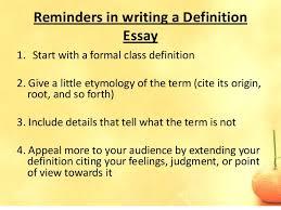 essay definition wma  29