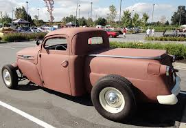 1948 Mercury M-68 Pickup Truck / Custom | Ford of Canada ...