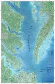 Nautical Charts Online Chart Lower_chesapeake_bay Ma