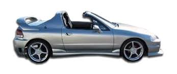 2018 honda del sol. perfect del image is loading 9397hondadelsoltypemduraflex for 2018 honda del sol