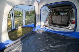 Sportz SUV Tent (With Screen Room)   Napier Outdoors